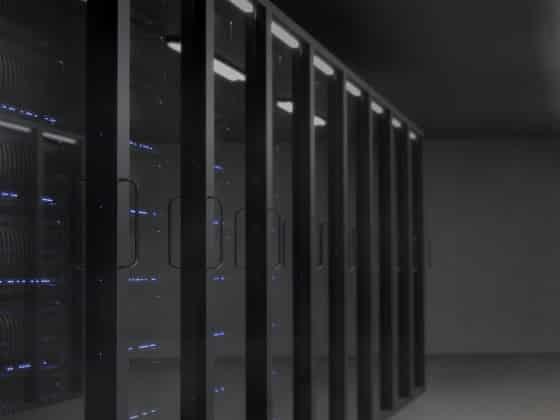 Image mise en avant serveur informatique siclem