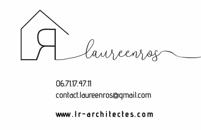 Cartes de visite 2 LR Architectes