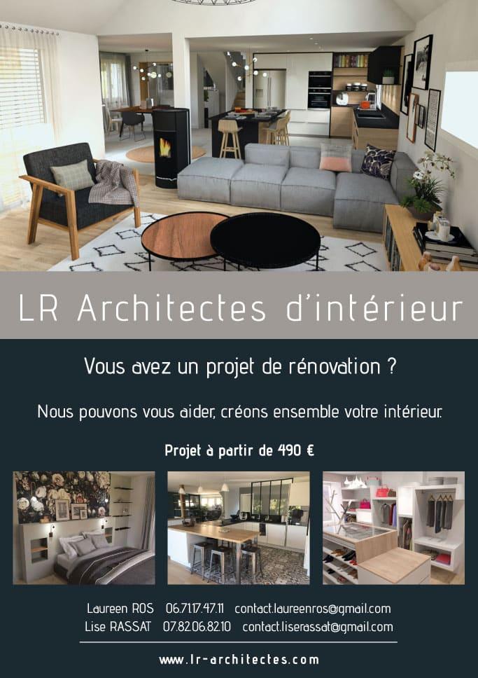 Flyer LR Architectes