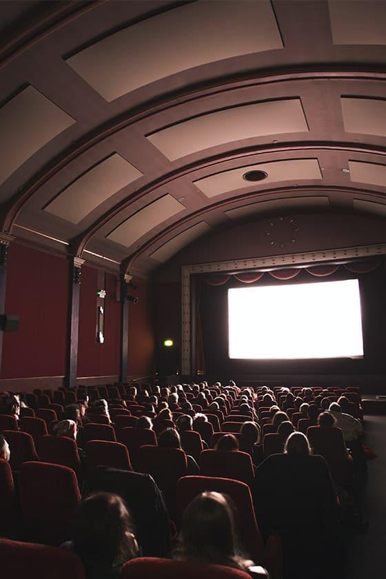 Image salle de cinéma article Responsive Design